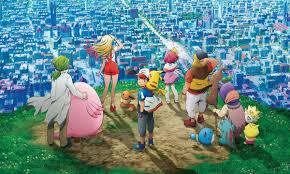Pokémon The Movie: The Power Of Us Will Hit UK Cinemas In November ...