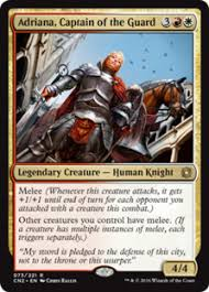 Adriana Captain of the Guard, Conspiracy Take the Crown (CN2) Price