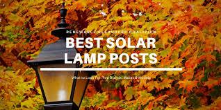 6 best solar lamp posts 2020 reviews
