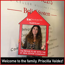 Welcome to the KW family, Priscilla... - Keller Williams Burbank | Facebook