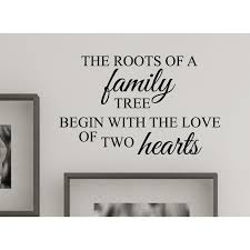 Isabelle Max Family Tree Roots Love Wall Decal Reviews Wayfair