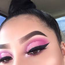 pink eyeshadow makeup ideas for prom