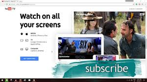 YouTube Live TV What is YouTube TV Live Streaming DVR YouTube TV ...