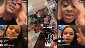Floyd Mayweather Daughter Iyanna Denies ...
