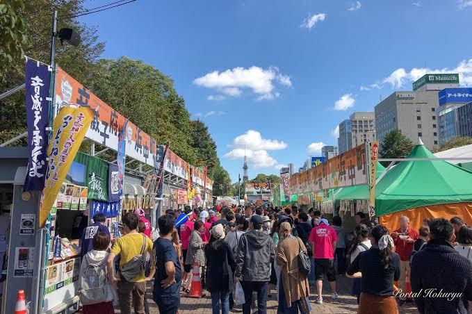 「オータムフェスト 札幌」の画像検索結果