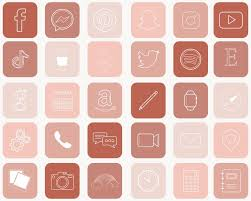 16+ Messages Icon Pink Facetime Logo Pictures