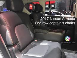 the car seat ladynissan armada the