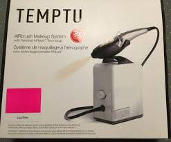 temptu airbrush makeup system 2 0
