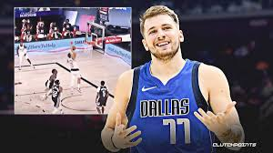 Mavs video: Luka Doncic gets viciously stuffed by the rim