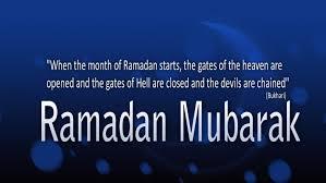 ramadan greetings quotes