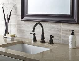 widespread bathroom faucet at menards