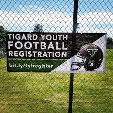 Tigard Youth Football Have You Seen Our Signs Around Town Sign Up Now For The Fall 2020 Season Please See Our Website Link In Bio For More Info On The Impact