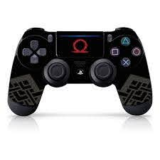 Ps4 Controller Skin And Tech Decals Omega