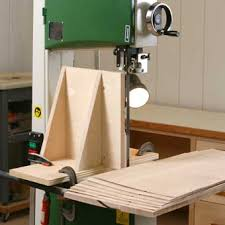 Stopping A Wandering Band Saw Blade Woodworking Blog Videos Plans How To