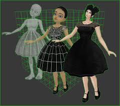 software we support 3d meshing imvu