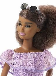 Búp Bê Thời Trang Fashionista Barbie - Living Lace FJF53/FBR37