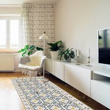 Floor Tile Decals Stickers Vinyl Decals Vinyl Floor Self Adhesive Tile Stickers Decorative Tile Flooring Removable Stickers No 214 Vanill Co