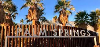 Palm Springs California Funky Cool Ordinary Wanderer