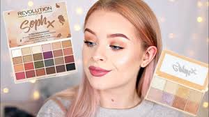 soph eyeshadow palette revolution beauty