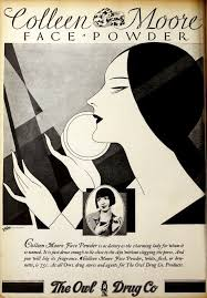 colleen moore face powder