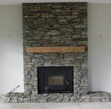 stonework fireplace picture