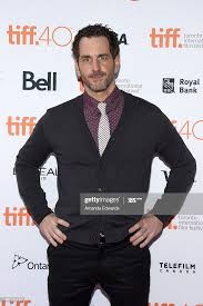 """Actor Aaron Abrams attends the """"Closet Monster"""" photo call during ..."""