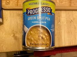 green split pea soup nutrition facts