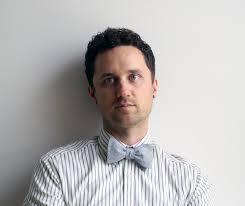 Aaron Scott Bio - Literary Arts