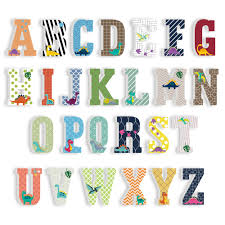 Mega Deal 885fe 3d Pvc Uppercase English Alphabet Letter Stickers Kid S Room Decoration Kindergarten Playground Baby Nursery Decorative Letters Cicig Co