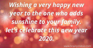 happy new year quotes wishes and messages brainy status