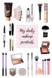 my daily makeup routine bambi co