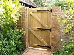 diy garden gates cozysimple co