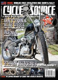 the cycle source magazine world report