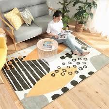 Kid Play Carpets For Living Room Bedroom Kid Room Carpet Floor Door Mat Decor Home Area Rugs Delicate Modern Chenille Mats Rug Carpet Aliexpress