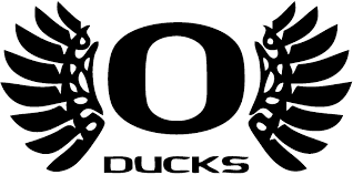 Amazon Com Tdt Printing Custom Decals Oregon Ducks Vinyl Decal Sticker For Car Or Truck Windows Laptops Etc Automotive