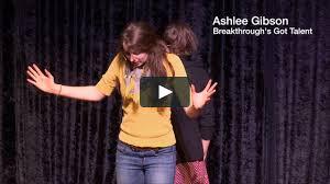 Ashlee Gibson on Vimeo