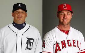 Tigers trade lefty Jose Alvarez to Angels for infielder Andrew ...