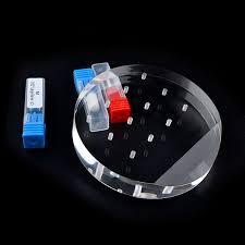transpa acrylic nail drill bits