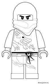 Lego Ninjago Kleurplaat 169259 Kleurplaat