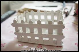 Popsicle Stick Picket Fence Would Be Very Cute Around An Easter Display For The Table Peppa Pig Birthday Party Peppa Pig Birthday Barnyard Party