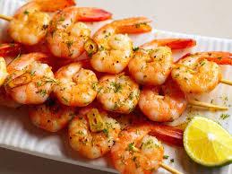 is shrimp healthy nutrition calories