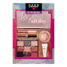 hard candy holiday makeup gift set all