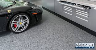 why a garage floor replacement may be