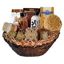 just for him spa gift basket