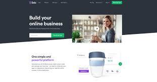 Dropshipping website builders - selz