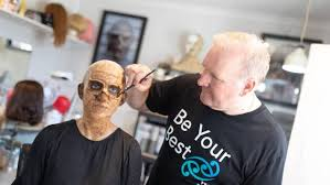 special effects makeup course proving