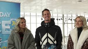 "vorgestellt: Holiday on Ice ""Atlantis"" Principal Skater Wesley ..."