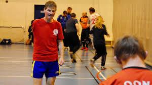 Kontaktinfo tilrettelagt fotball - Norges Fotballforbund
