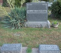 Byron Fox Vanblarcom (1878-1956) - Find A Grave Memorial