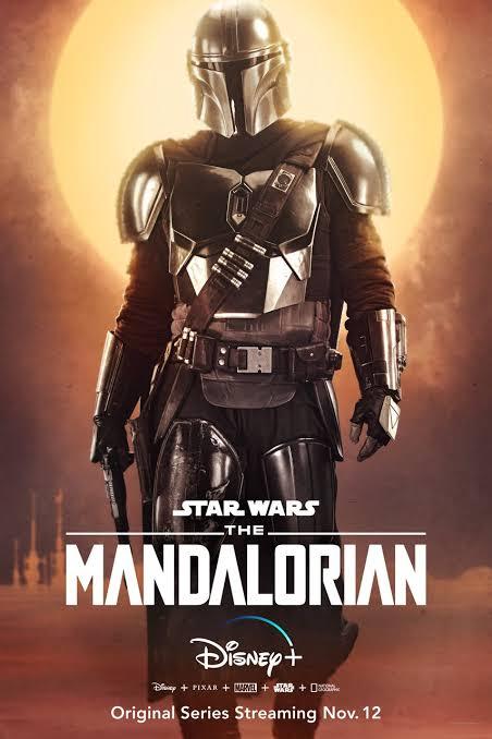 "the mandalorian poster hd ile ilgili görsel sonucu"""